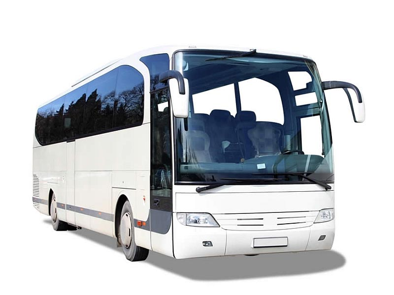 bus airport group transfer